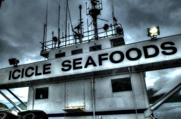 Logo Icicle Seafoods