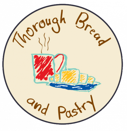 Logo Thorough Bread And Pastry